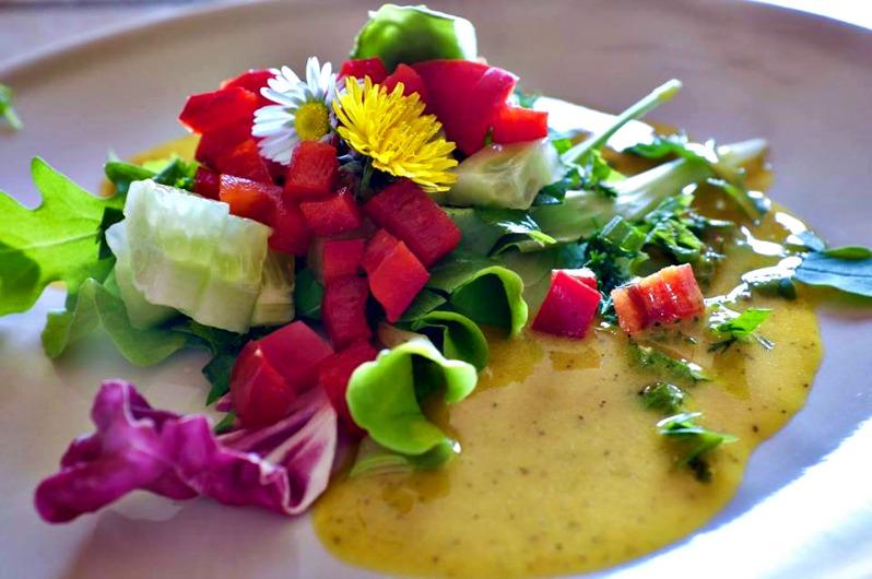 dieta sin verduras ni frutas