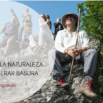 RETO: SALIR A LA NATURALEZA SIN GENERAR BASURA